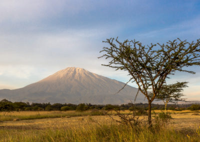 Tanzania - Mt Meru