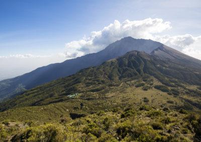 Tanzania - Mt Meru Ridge
